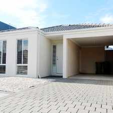 Rental info for Convenient Location! in the Southern River area