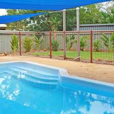 Rental info for 3x2 With a Pool!!!
