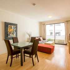 Rental info for Fully Furnished One Bedroom Apartment in Surry Hills in the Haymarket area