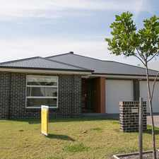 Rental info for AS NEW 4 BEDROOM HOME in the Shell Cove area