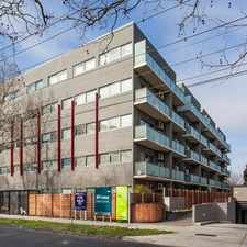 Rental info for Fully Furnished One Bedroom Apartment! in the Caulfield East area
