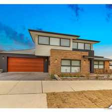 Rental info for ** UNDER APPLICATION ** Sensational Large Modern Family Home
