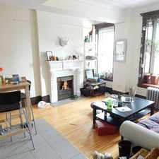 Rental info for 3610 Rue Durocher in the Plateau-Mont-Royal area