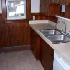 Rental info for 1st floor 2bdrm apartment with heat and hot water included.