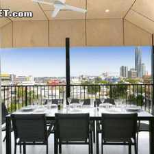 Rental info for 7500 5 bedroom Apartment in Brisbane - Surrounds Brisbane - Surrounds in the Fortitude Valley area