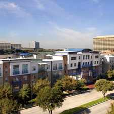 Rental info for 355 East Las Colinas Boulevard in the Irving area