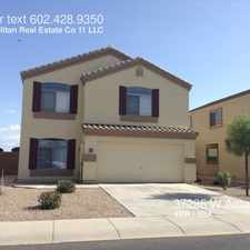 Rental info for 37225 W Amalfi Ave in the Maricopa area