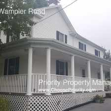 Rental info for 1158 Cecil Wampler Road