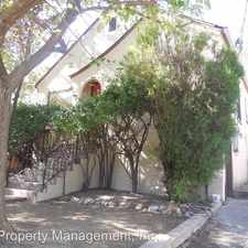 Rental info for 1548 Olive Ave