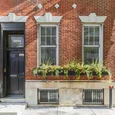 Rental info for $3300 1 bedroom Apartment in Center City Rittenhouse Square in the Philadelphia area