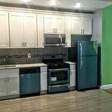 Rental info for 3 Bedroom, 2.5 Bath Sun-Drenched Skylight Duplex in the McGinley Square area