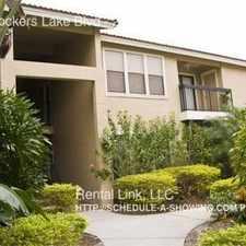 Rental info for 4045 Crockers Lake Blvd