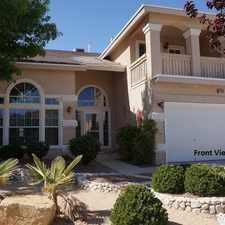 Rental info for 6336 Franklin Ridge Drive