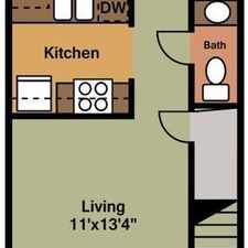 Rental info for Charming 2 bedroom, 2 bath. $700/mo