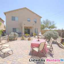 Rental info for 44654 W Yucca Ln in the Maricopa area