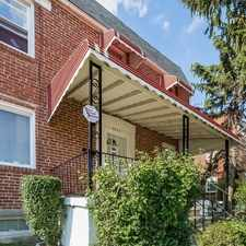 Rental info for 4832 Greencrest Road in the Frankford area