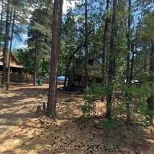 Rental info for Single Family Home Home in Pinetop for For Sale By Owner