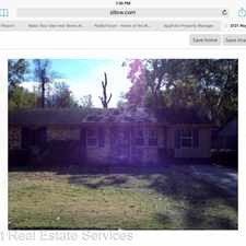 Rental info for 3721 Royal Wood
