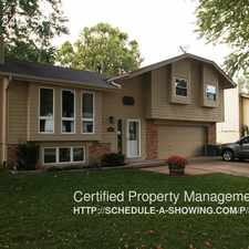 Rental info for 13012 S 24th St