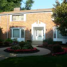 Rental info for 1609 Roxbury Rd. in the Marble Cliff Crossing area