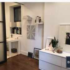 Rental info for Clinton St & Rivington St in the East Village area