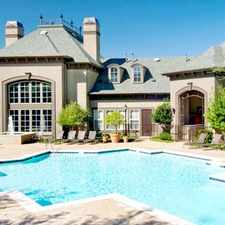 Rental info for 4444 West University Boulevard in the Dallas area