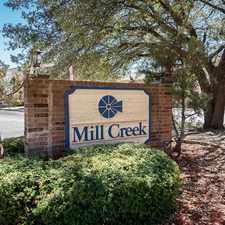 Rental info for Mill Creek