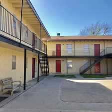 Rental info for Delmar Place Apartments in the San Antonio area