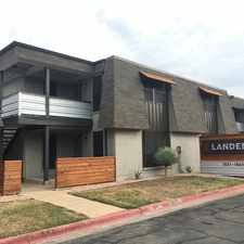 Rental info for Landen Apartment Homes in the Irving area