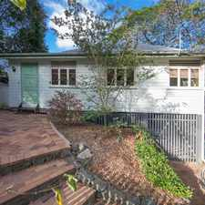 Rental info for FABULOUS POSITION - SITUATED IN A QUIET CUL-DE-SAC in the Paddington area