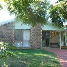 Rental info for 4Bdrm Home in popular Eight Mile Plains in the Brisbane area