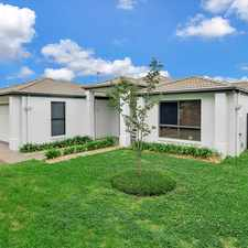 Rental info for Large family home positioned close to schools, parklands and shopping plazas in the Centenary Heights area