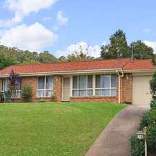 Rental info for Three Bedroom Family Home in the Albion Park area