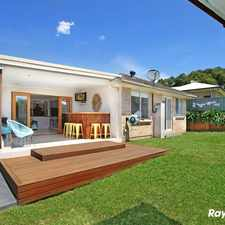 Rental info for Stunning Renovated 4 Bedroom Home in the Wollongong area