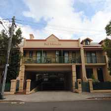 Rental info for MODERN SPLIT LEVEL APARTMENT!! in the Sydney area