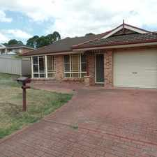 Rental info for Single Level - 3 Bedroom Home in the Bonnyrigg Heights area