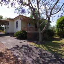 Rental info for HOME LOOKING FOR ITS NEW FAMILY in the Taree area