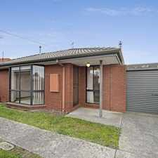 Rental info for Great Unit So Close to Local Shops in the Ballarat area