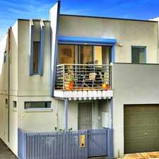 Rental info for WELL PRESENTED DOUBLE STOREY TOWNHOUSE