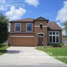 Rental info for 3691 Blue Wing Ct