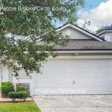 Rental info for 3954 Pebble Brooke Circle South