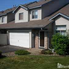 Rental info for Beautiful End Unit Townhome!