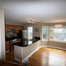 Rental info for 948 Highland Street in the Harrison West area