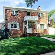 Rental info for Jamaica Estates Real Estate Rental - Four BR, 3 1/Two BA Colonial in the Jamaica Hills area