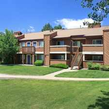 Rental info for Knollwood Apartments in the Aurora area