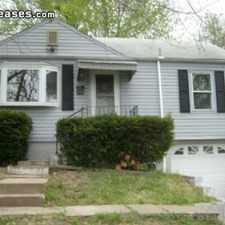 Rental info for $750 2 bedroom House in Wyandotte County in the 66102 area