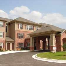 Rental info for Two Bedroom Two Bath in Lovely Midrise Senior Community