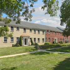 Rental info for Mount Ridge Apartments in the Catonsville area