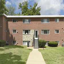 Rental info for Stevenson Lane Apartments in the Towson area