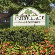 Rental info for Falls Village Of Mt. Washington